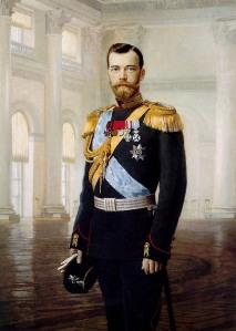 the old tsar. pre rev russia